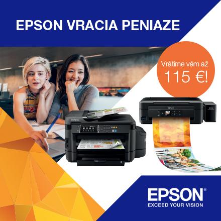 f8e00de80 Získajte spätný bonus až 115 EUR na tlačiareň Epson – GUR Computers